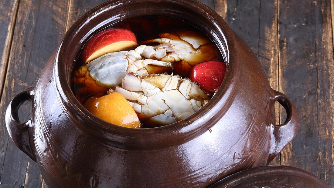 오다리집 명동맛집 odarijip 간장게장 Soy Sauce Marinated Crabs